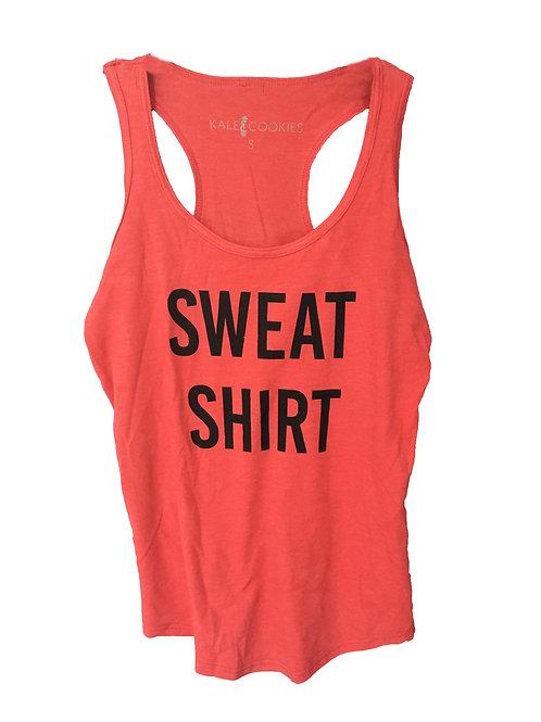 """Sweat Shirt"" Racerback"