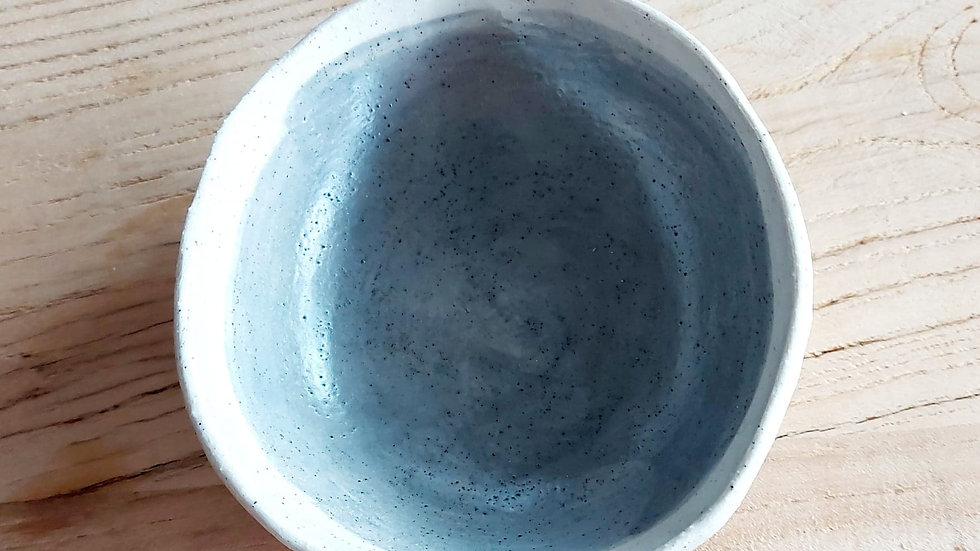 Little porcelain bowl