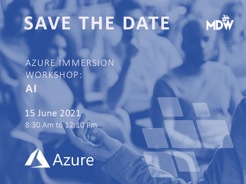 15.06 - Azure Immersion Workshop: AI
