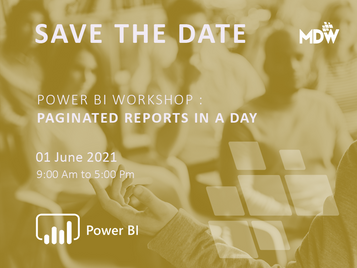 01.06 - Power BI: Paginated Reports in a Day