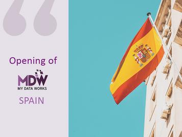 MDW is establishing in Spain