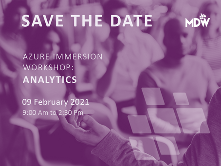 09.02 - Azure Immersion Workshop Analytics
