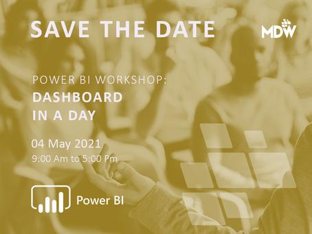 04.05 - Power BI: Dashboard In A Day