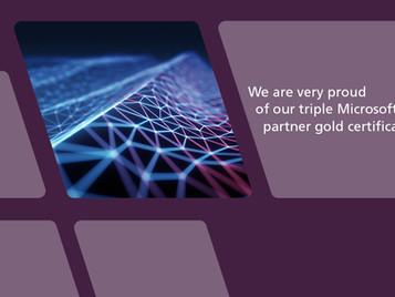 MDW is now Microsoft Gold Cloud Platform partner
