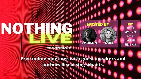 Nothing...LIVE - Meetup Banner.jpg