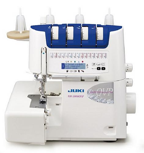 Juki MO-2000 overlock