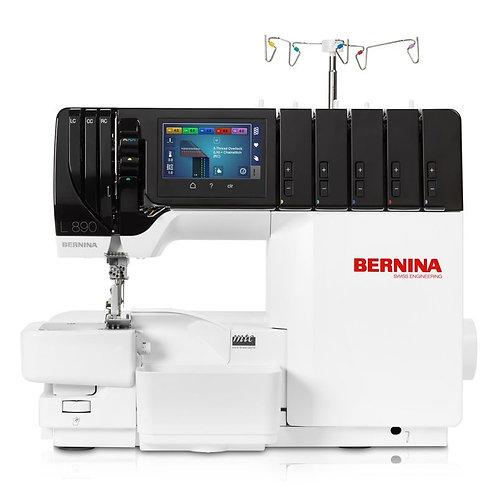 Bernina L890 overlock/coverlock combi machine
