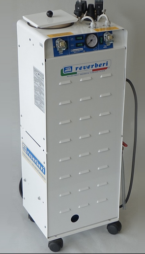 Reverberi M210 steam boiler