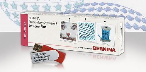 Bernina Designerplus V8 borduursoftware