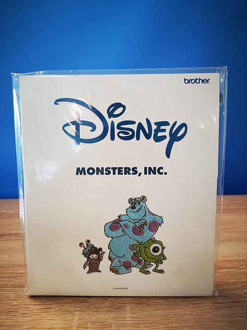 Brother borduurkaart Disney 'Monsters, Inc'