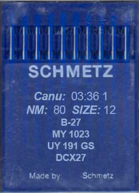 Needles B27