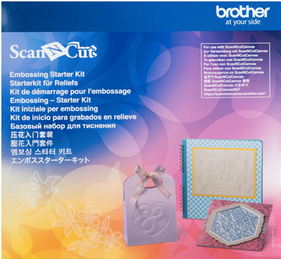 ScanNCut Embossing Kit