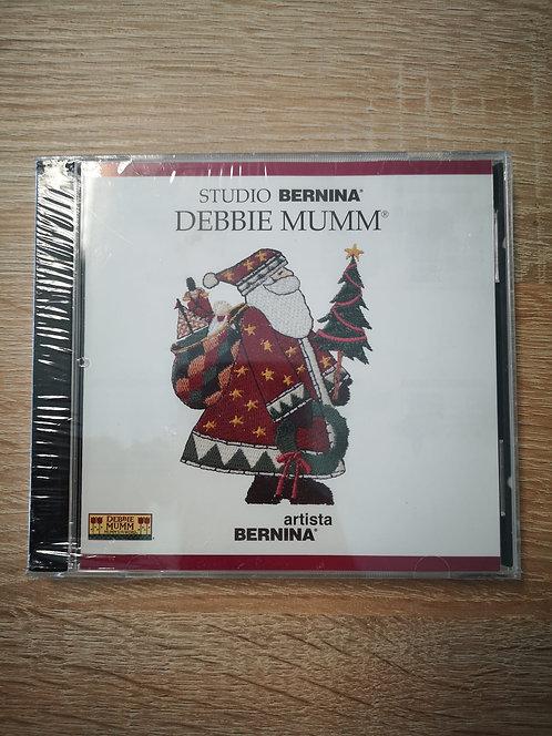 Studio Bernina Debbie Mumm borduurkaart