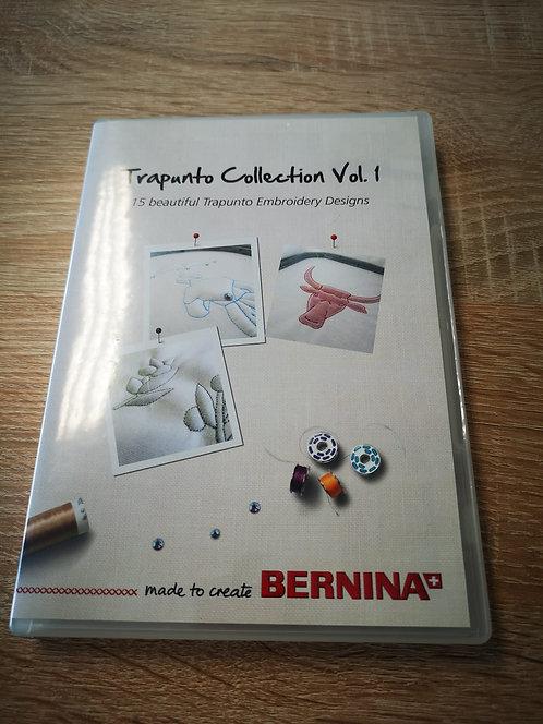Bernina Trapunto Collection Vol. 1