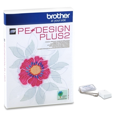 Brother PE-Design Plus 2 borduursoftware