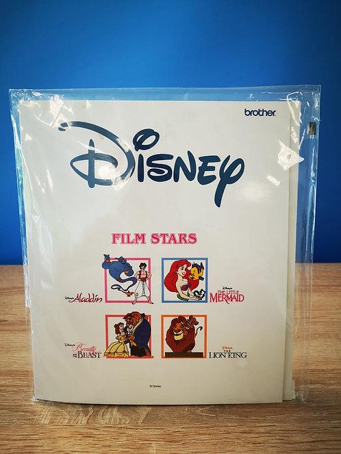 Brother borduurkaart Disney 'Film Stars'