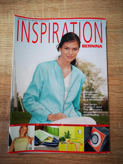 Bernina Inspiration nr. 31