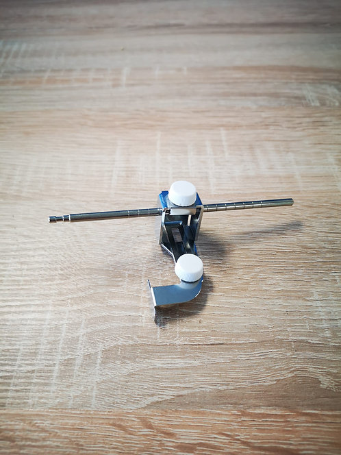 Janome cover instelbare naadgeleider