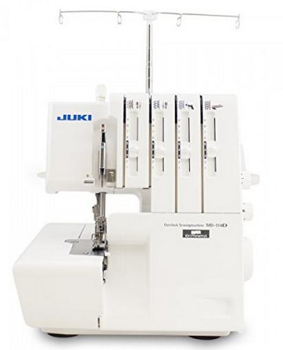 Juki MO-114 overlock