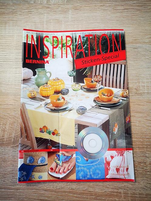 Bernina Inspiration Sticken Special
