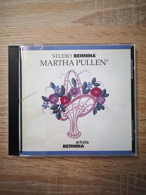 Studio Bernina Martha Pullen borduurkaart