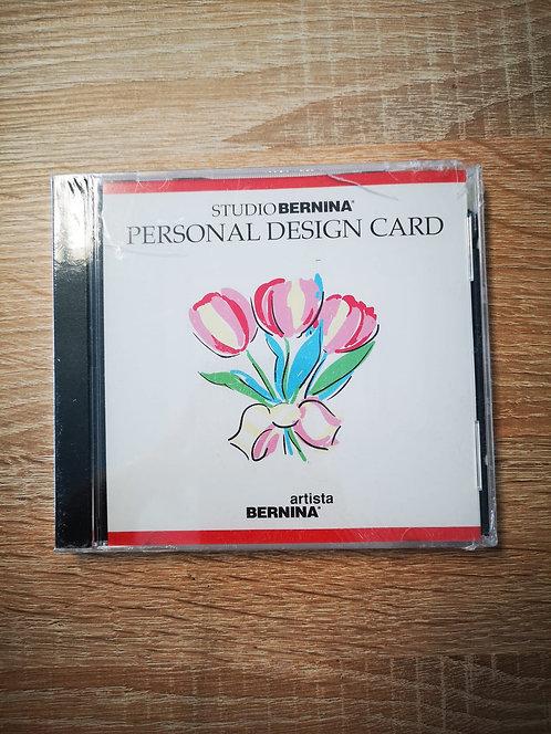 Studio Bernina Personal Design Card