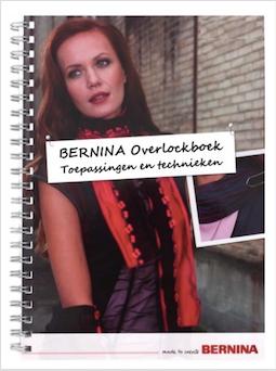 Het Bernina overlockboek