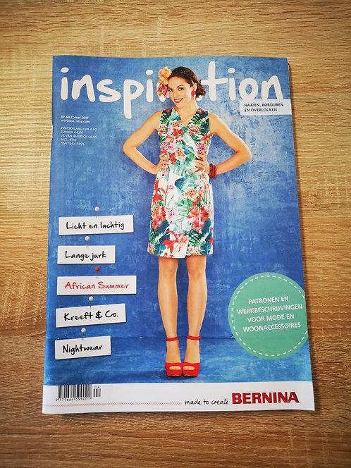 Bernina Inspiration nr. 68