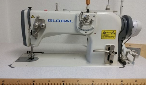 Global ZZ-217 industrie zigzag machine