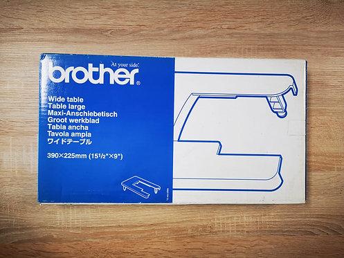 Verlengtafel Brother WT7