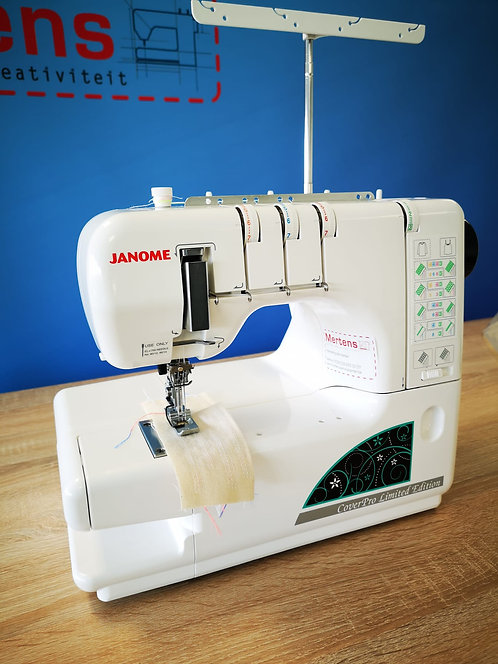 Janome CoverPro Limited Edition