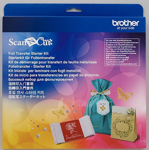 ScanNCut Folietransfer Starter Kit