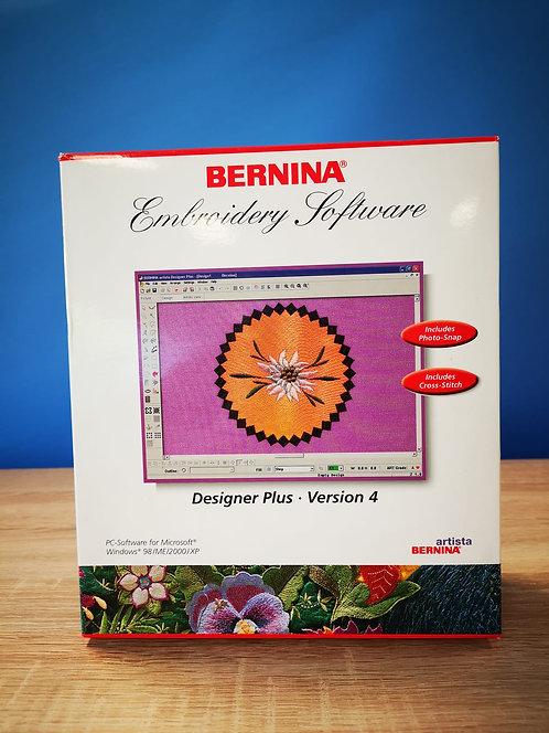 Bernina Designer Plus - Version 4
