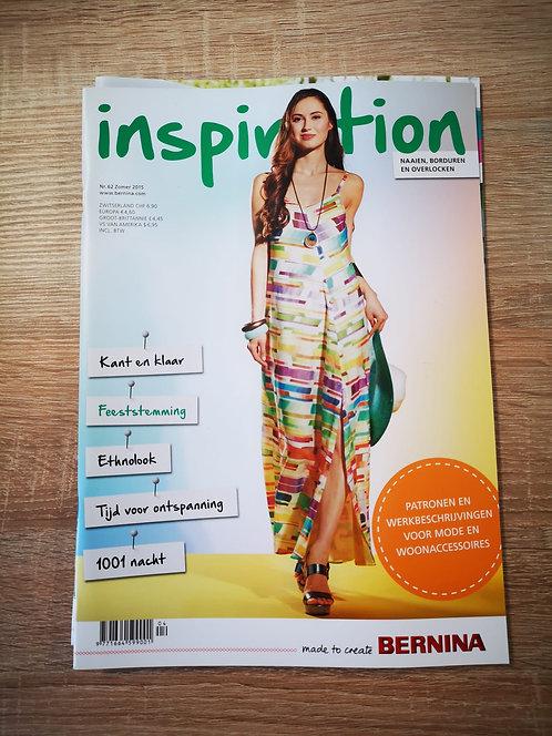 Bernina Inspiration nr. 62