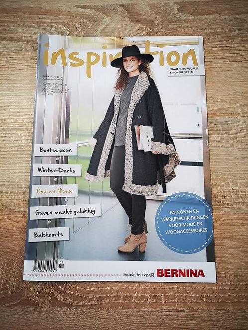 Bernina Inspiration nr. 63