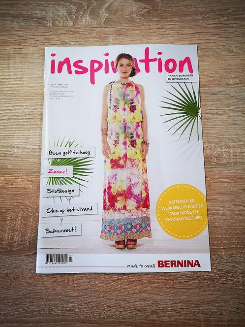 Bernina Inspiration nr. 65