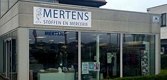 Mertens Mercerie winkel stoffen en naaibenodigdheden