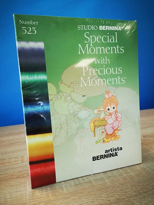 Studio Bernina Special Moments borduurkaart