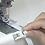 Thumbnail: Janome cover elastiekgeleider
