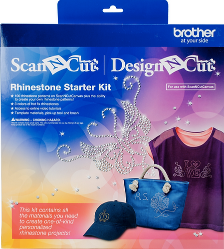 ScanNCut Rhinestone kit