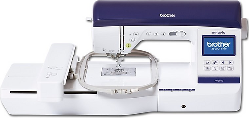 Brother Innov'is 2600 naai- en borduurmachine