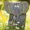 Thumbnail: Zigzagvoet met glijzool # 52D Bernina