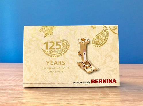 Bernina 125 jaar jubileumbox