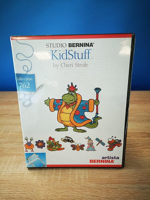 Studio Bernina KidStuff borduurkaart