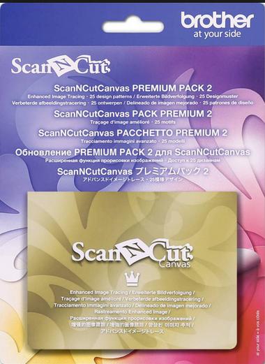 ScanNCut Premium Pack 2