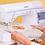 Thumbnail: Brother Innov'is 2700 naai- en borduurmachine