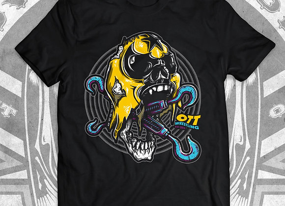 Over The Top Wrestling Buckle Shirt