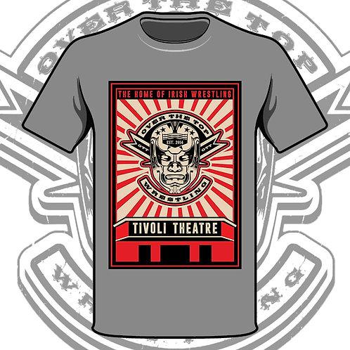 "Over The Top Wrestling ""Tivoli"" T-shirt"