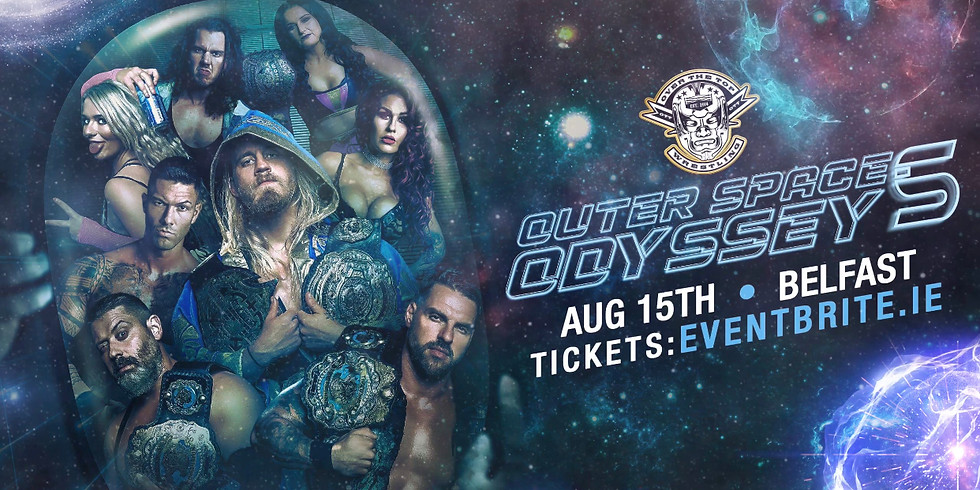 """Over The Top Wrestling Presents"""" Outer Space Odyssey 5"""""""