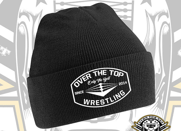 Over The Top Wrestling Benie with Fold
